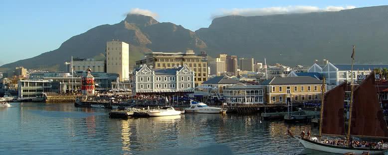 Liman Bölgesi - Cape Town