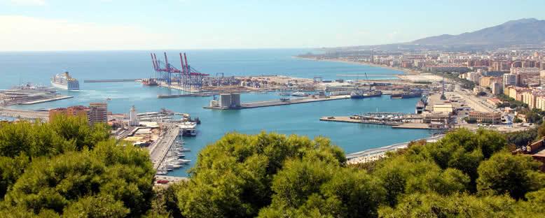 Liman Bölgesi - Malaga