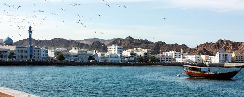 Liman Bölgesi - Muscat