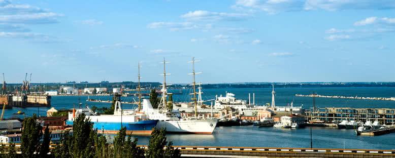 Liman Bölgesi - Odessa