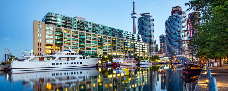 Liman Bölgesi - Toronto