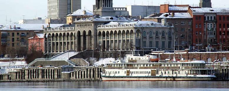 Liman - Krasnoyarsk