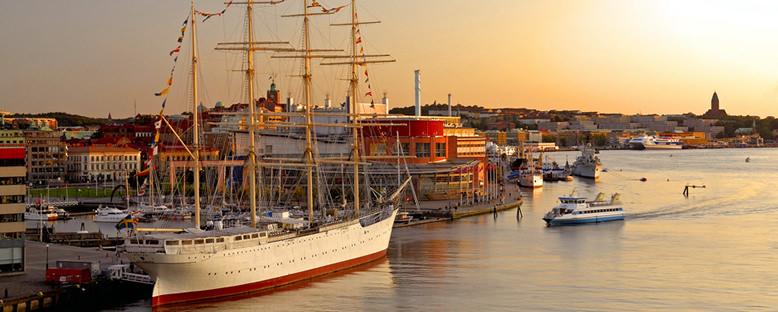 Liman Manzarası - Göteborg