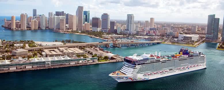 Liman Manzarası - Miami
