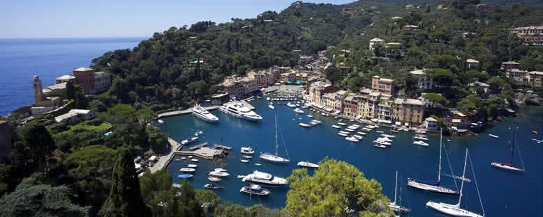 Liman Manzarası - Portofino
