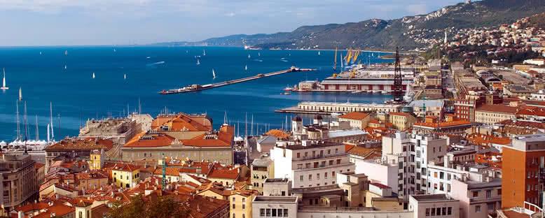 Liman Manzarası - Trieste