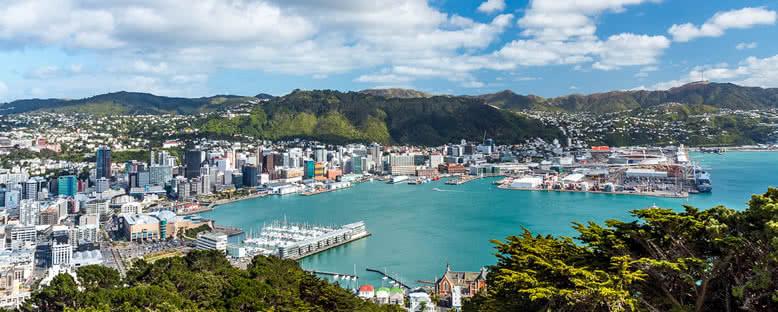 Liman Manzarası - Wellington