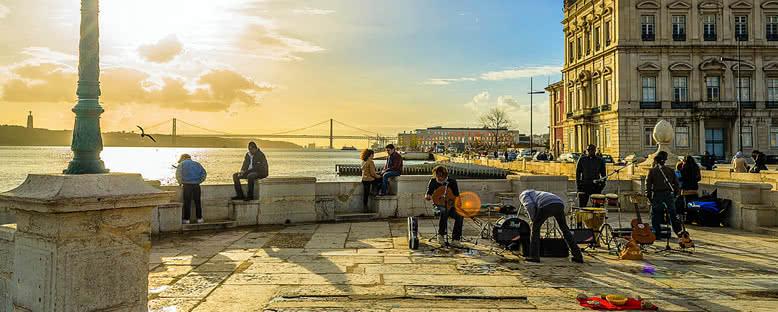 Sokak Çalgıcıları - Lizbon