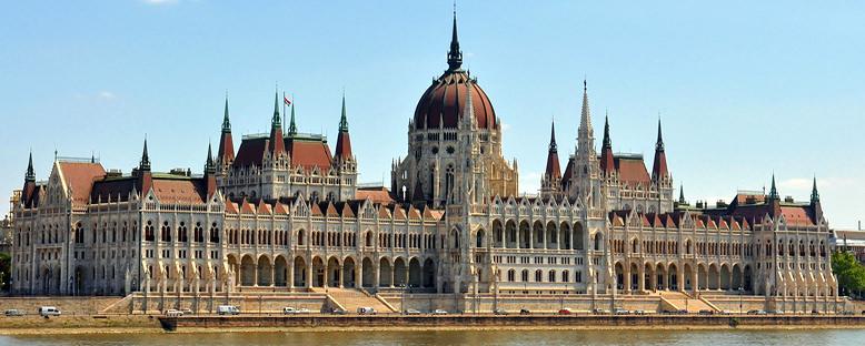 Tarihi Parlamento - Budapeşte