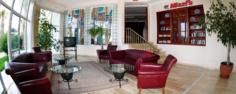 Lobi - Deniz Kızı Royal Hotel