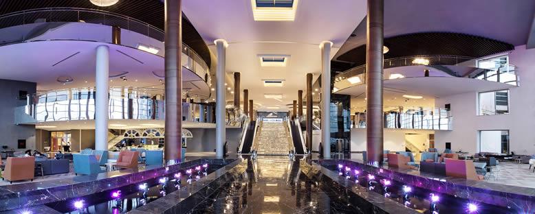 Lobi - Elexus Hotel