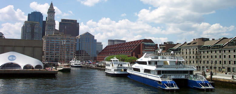Long Wharf - Boston