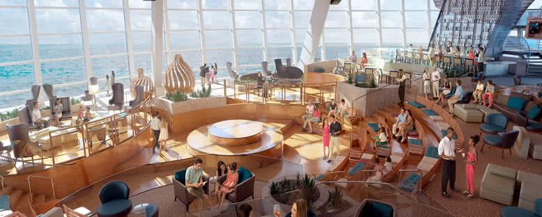 Lounge - Ovation of the Seas