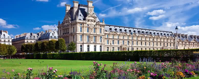 Louvre Sarayı - Paris