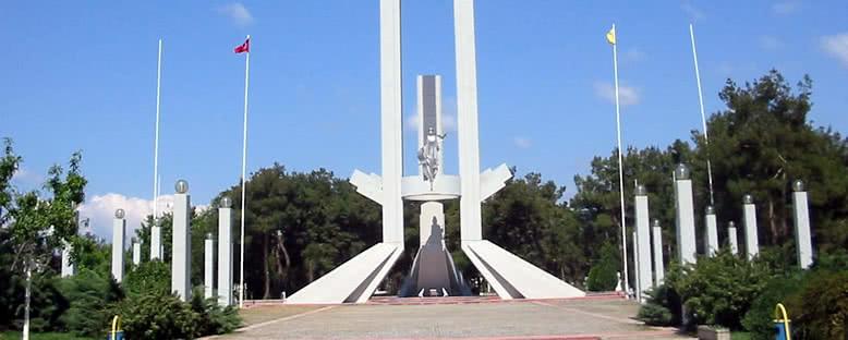 Lozan Anıtı - Edirne