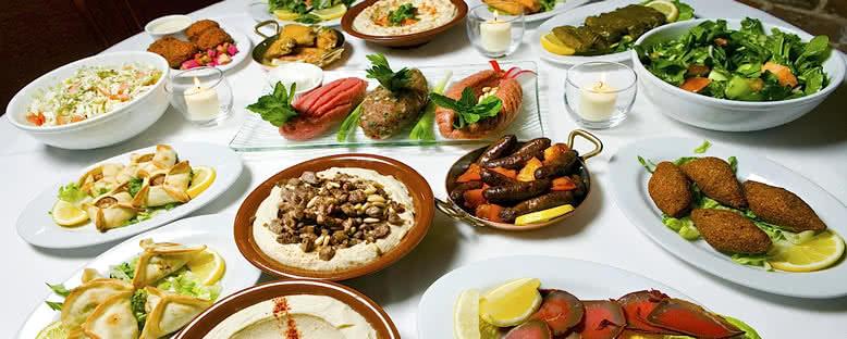 Lübnan Yemekleri - Beyrut
