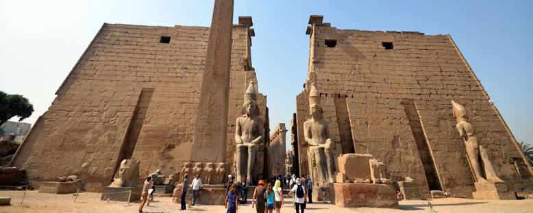 Luksor Tapınağı - Luksor