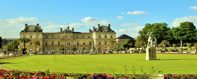 Luxembourg Sarayı ve Bahçeleri - Paris