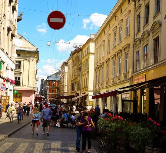 Lviv Turu (Vizesiz)