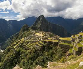 Machu PicchuK