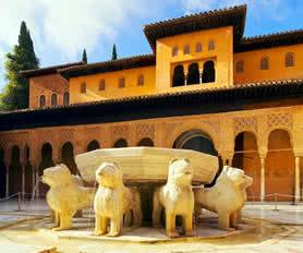 Granada endülüs tur