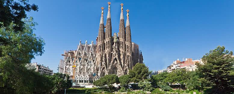 La Sagrada Familia Bazilikası - Barcelona