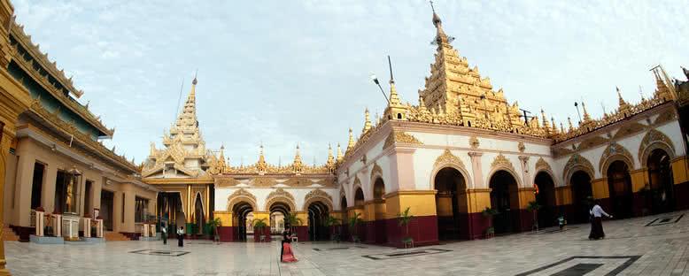 Mahamuni Pagodası - Mandalay