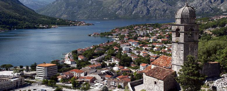 Kotor Körfezi ve Tarihi Şehir - Kotor