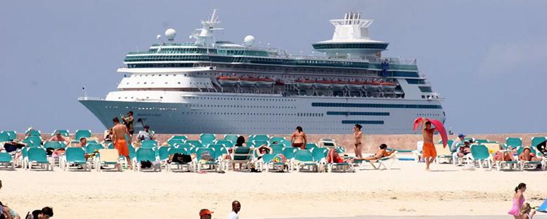 Majesty of the Seas ile Miam & Küba