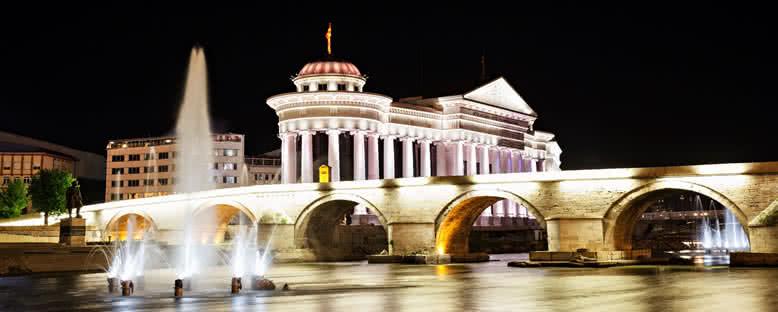 Makedonya Meydanı - Üsküp