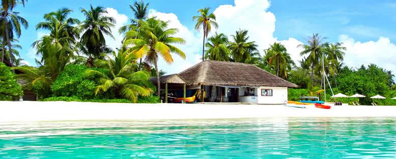 Geleneksel Evler - Maldivler