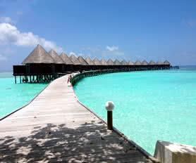 Maldivler tropik