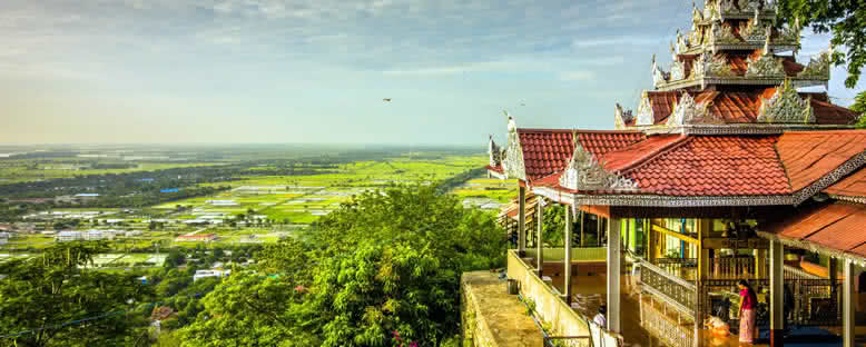 Mandalay Tepesi - Mandalay