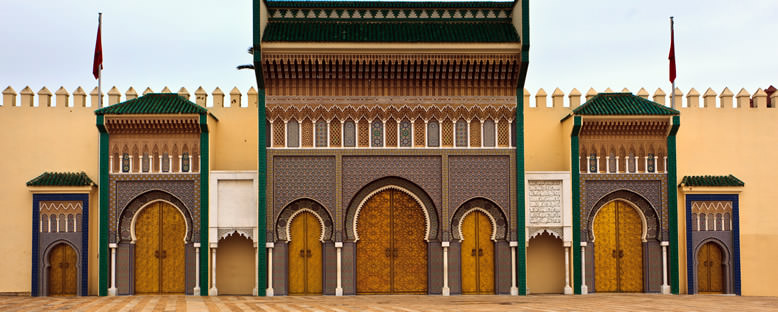 Kraliyet Sarayı - Fez
