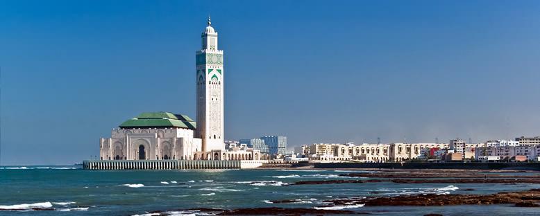 Kral Hassan II Camii - Casablanca