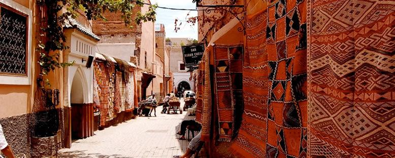 Kent Sokakları - Casablanca