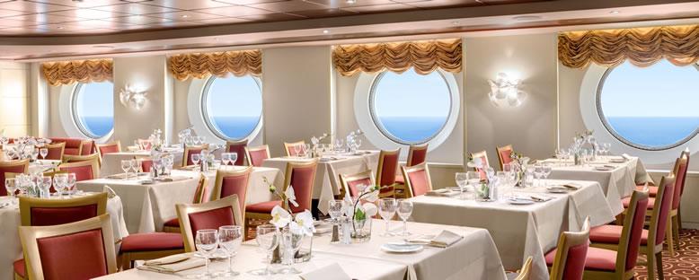 Restoranlar - MSC Cruise Gemileri