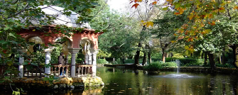 Maria Luisa Parkı - Sevilla