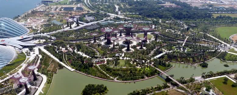 Marina Bahçeleri - Singapur