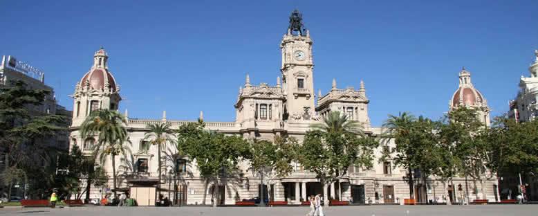 Belediye Binası - Valencia
