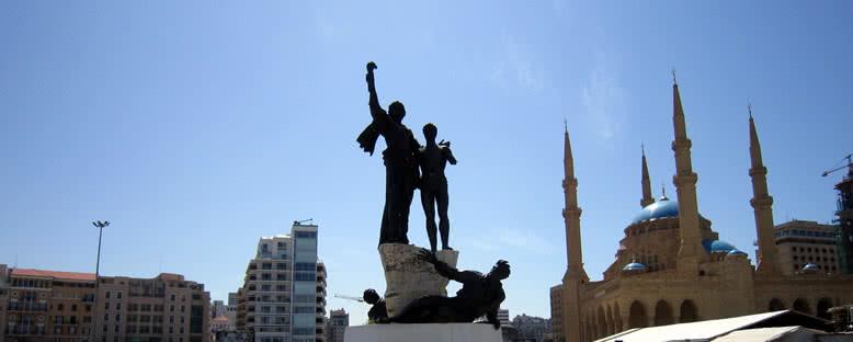 Martyrs Meydanı - Beyrut