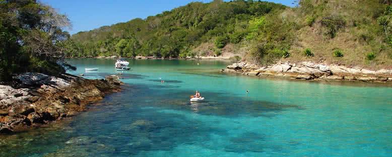 Mavi Göl - Ilha Grande