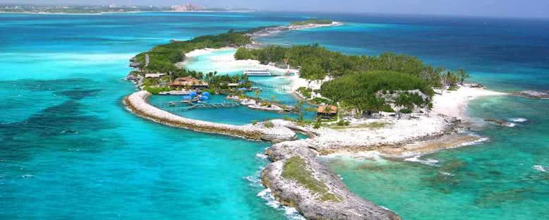 Mavi Lagün Adası - Nassau