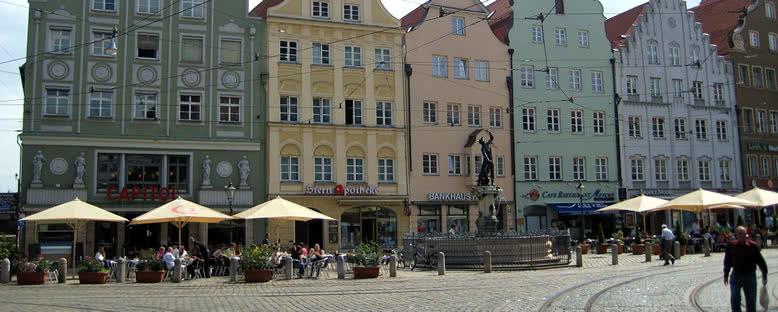 Maximilianstrasse - Augsburg