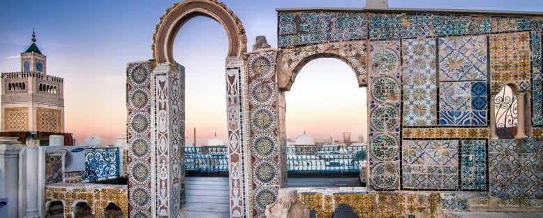 Medina Duvarları - Tunus