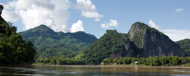 Mekong Nehri Kıyıları