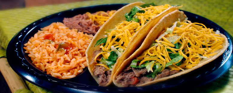 Meksika Yemekleri - Acapulco