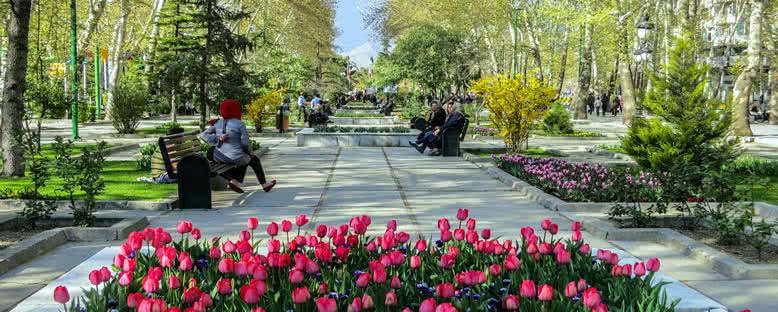 Mellat Parkı - Tahran