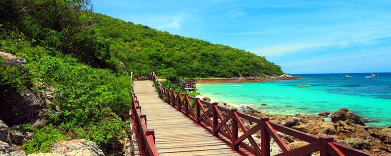 Mercan Adası - Pattaya