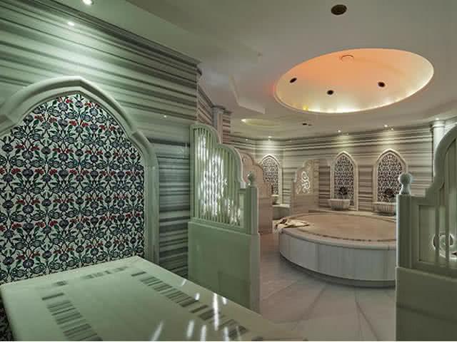 Merit Crystal Cove Hotel - Türk Hamamı